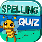 Spelling Quiz - English Words