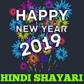 New Year 2019 Hindi Shayari Android APK Download Free By Sanna Support Development