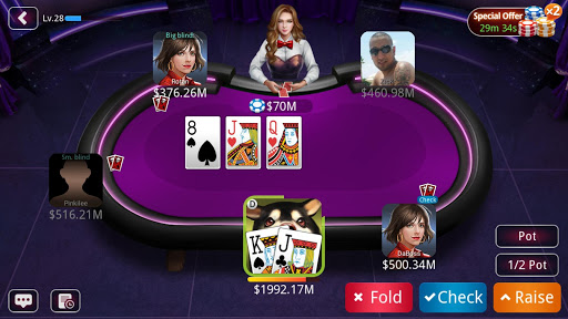 DH Texas Hold'em Poker 1.1.9 Mod screenshots 3
