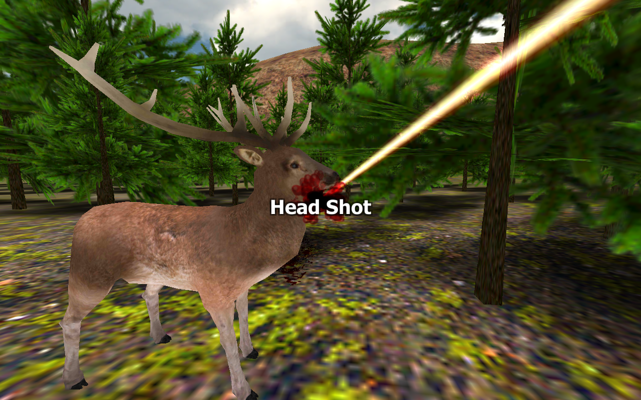 Deer Sniper: Hunting Game- screenshot