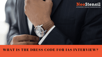 What is the dress code for IAS interview?