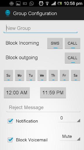 Call Blocker - Knight