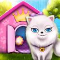 Pet House Decoration Games icon