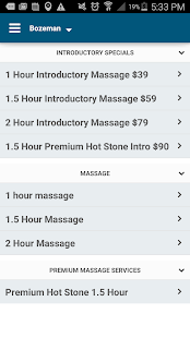Wellness WORx Massage- screenshot thumbnail