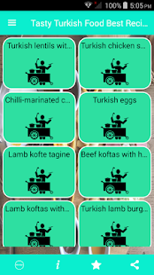 Tasty Turkish Food Best Recipes - náhled