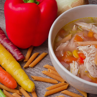 Chicken Noodle Soup Bell Pepper Recipes