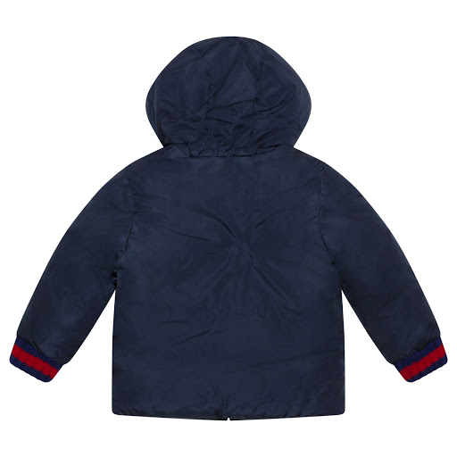 Thumbnail images of Gucci Reversable Boys Jacket