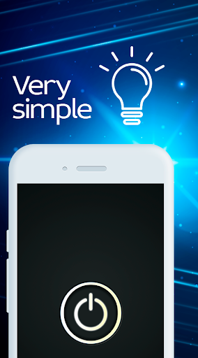 Super Bright Flashlight screenshot 1