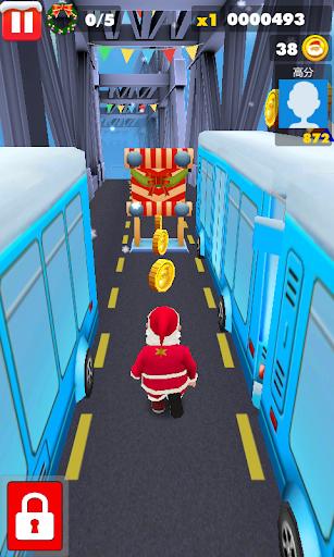 Santa Run apkmr screenshots 3