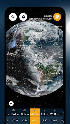 Ventusky: Weather Mapsのおすすめ画像1