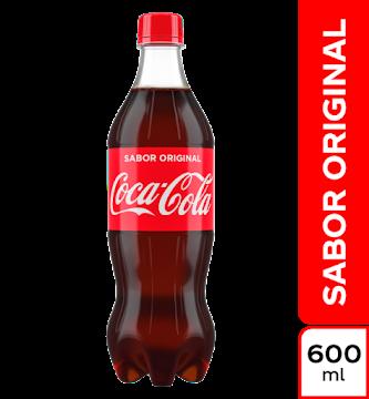 Gaseosa COCA-COLA x600Ml