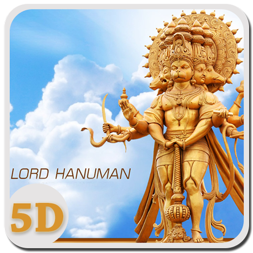5d Hanuman Live Wallpaper Apps On Google Play