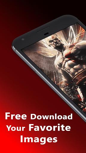 God War Wallpaper HD Kratos 4K Live 1.2 screenshots 1