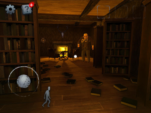 Unlucky postman: Horror Quest in House of Grandpa screenshots 16