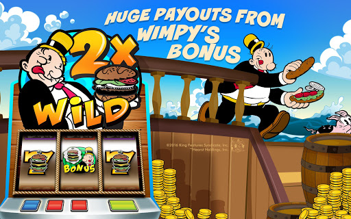 POPEYE Slots u2122 Free Slots Game 1.1.1 screenshots 5