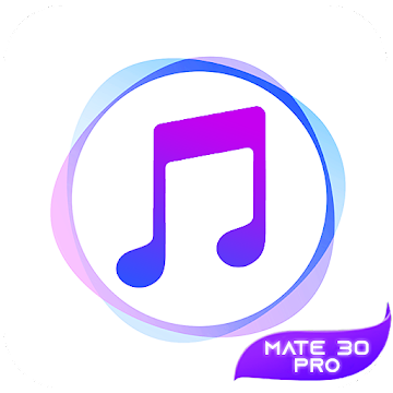 Music Player Style Hiawei Mate 30 Pro Music NEW