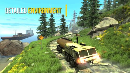 Truck Simulator Offroad 3 Mod
