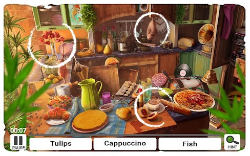 Hidden Objects Messy Kitchen – Cleaning Game 2.1.1 Latest MOD Updated 1