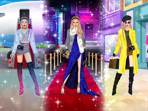 Supermodel Makeover - Glam Dress Up and Make Up modavailable screenshots 6