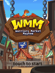 Warriors' Market Mayhem VIP Screenshot