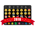 Emoji Keyboard - KK Emoticons icon