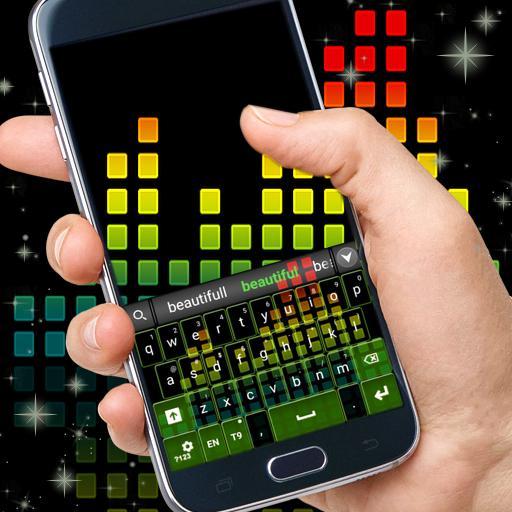 GO鍵盤的聲音主題 個人化 App LOGO-硬是要APP