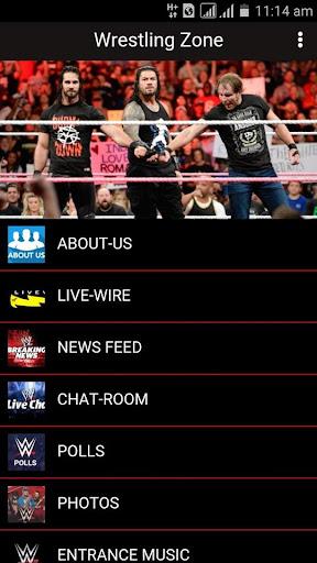 Wrestling Zone 2.0 screenshots 1