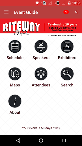 android CREB® 2016 Forecast Conference Screenshot 2