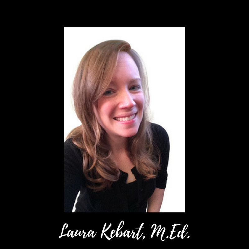 I'm Laura Kebart, M.Ed. I'm ready to work with you this year and make your teacher life easier!