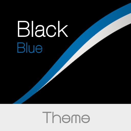 Black - Blue Theme