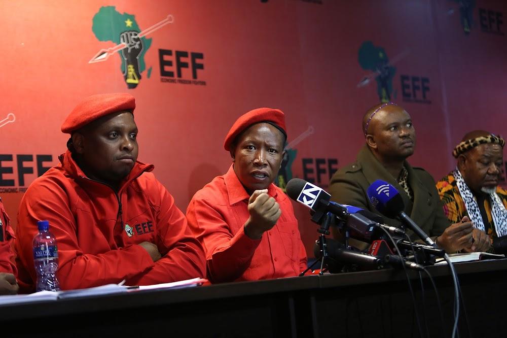 Julius Malema verbreek die stilte oor EFF-LP's wat 'geld ontvang het uit die CR17-veldtog' - DispatchLIVE