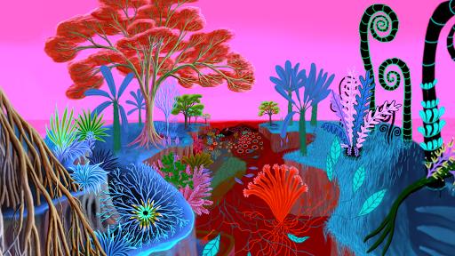 Zoomquilt Live Wallpaper screenshot 8