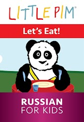 Little Pim: Let's Eat! - Russian for Kids