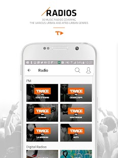 Trace Play - Urban Music- screenshot thumbnail