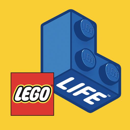 LEGO® Life: Safe Social Media for Kids Icon