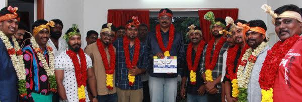Kaneer Anjali Cast & Crew