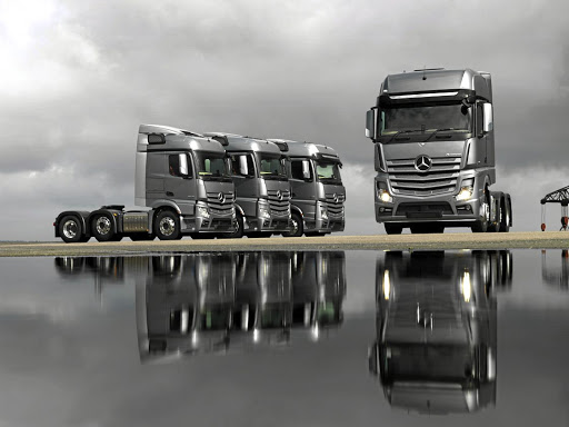 New Mercedes-Benz Actros: hard-wearing good looks and