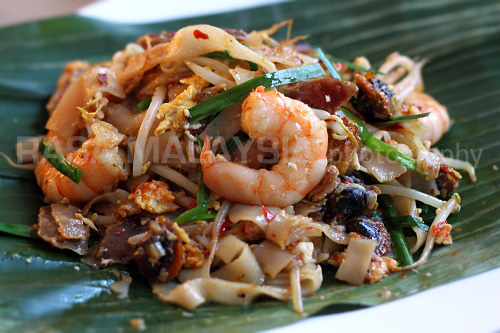 Char Kuey Teow Recipe (炒粿條/Penang Fried Flat Noodles) Recipe ...
