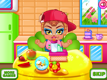 Monster Baby Care & Feed- screenshot thumbnail