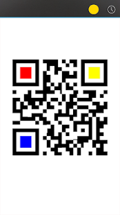 (R) barcode scanner /QR reader- screenshot thumbnail
