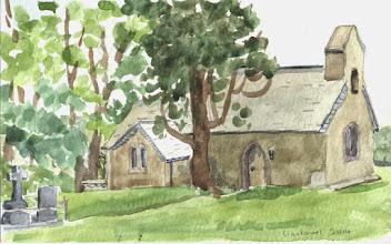 Photo: Llanhowel church