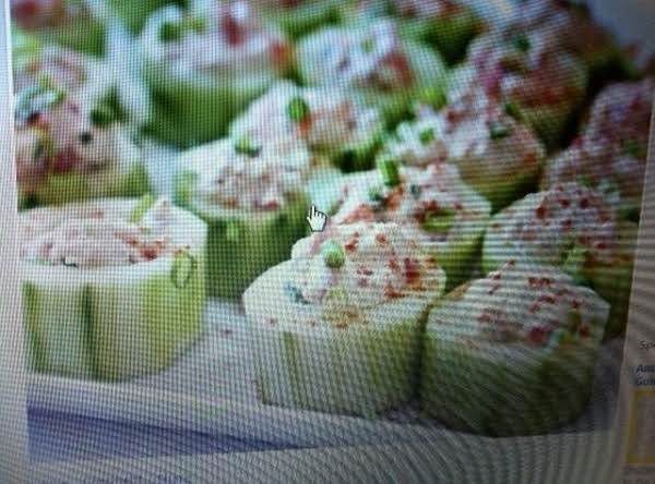 Cucumber Appetizers Recipe