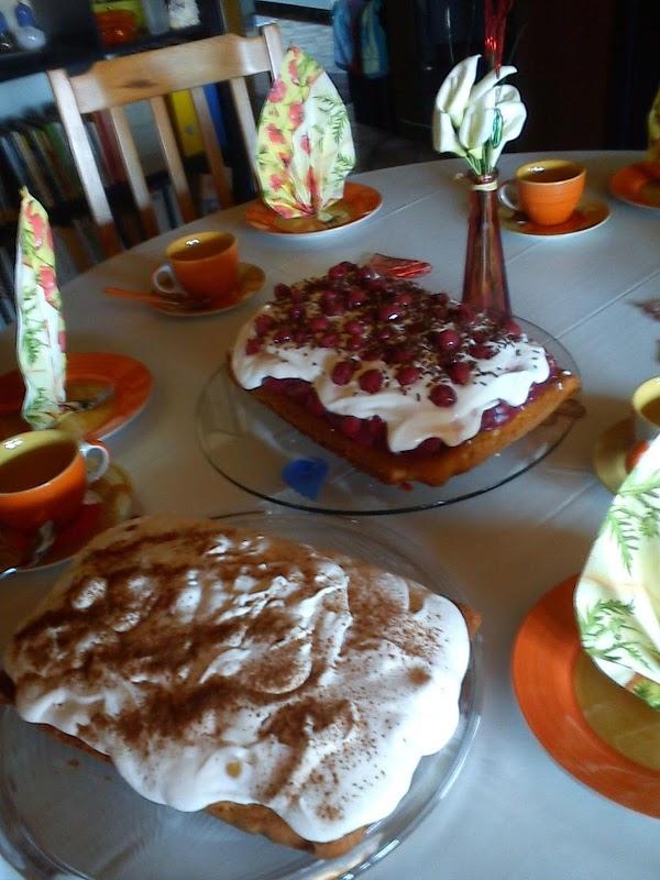 Christina's Birthday Cake Recipe