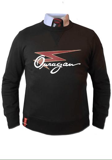 OURAGAN SWEAT DASSAULT AVIATION BARNSTORMER COLLECTION OFFICIEL