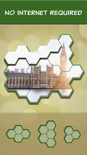 Jigsaw Hexa Block screenshot 7