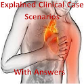 Explained Clinical Case Scenarios With Answers icon
