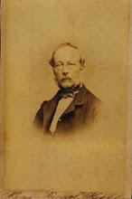Photo: Mijn betovergrootvader Herman Gijsbert Keppel Hesselink (1811-1888), wijnhandelaar, kunstschilder, drager van het Metalen Kruis. Gehuwd met Egberdina Anna Viëtor.