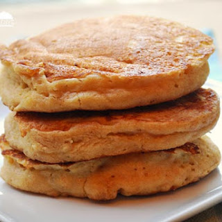 Fluffy Whole-Wheat Pancakes