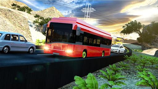 Héros de bus: chauffeur de bus de montagne  captures d'écran 1
