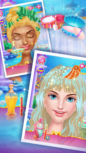 Mermaid Makeup Salon 2.8.3122 screenshots 7
